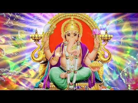 Mantras Del Dios Ganesha  Atrae Riqueza, Buena Suerte y Prosperidad a Tu Vida (Una Vida Plena) - YouTube