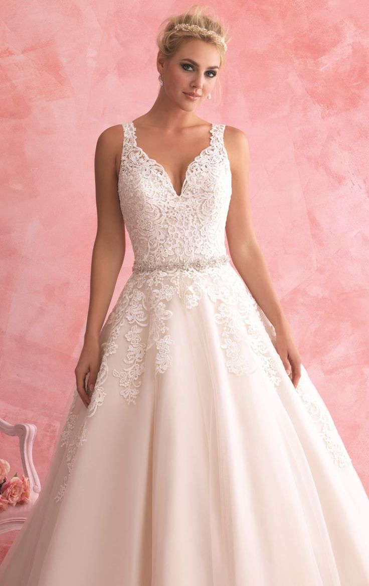 65 best Allure Bridal images on Pinterest | Wedding frocks, Short ...