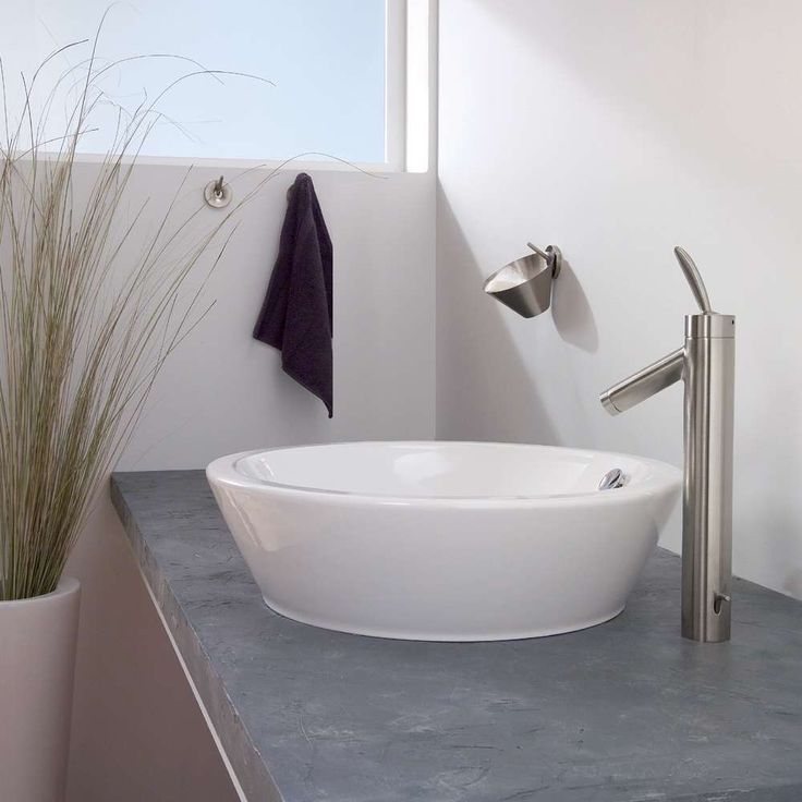 Choosing The Right Type Of Bathroom Sink For Your Space.