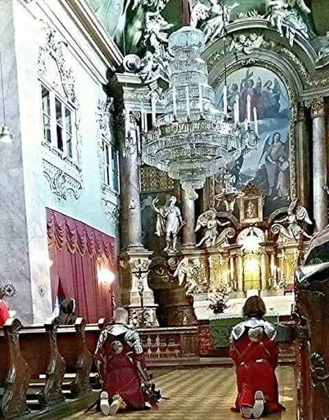 Hussars in Vienna