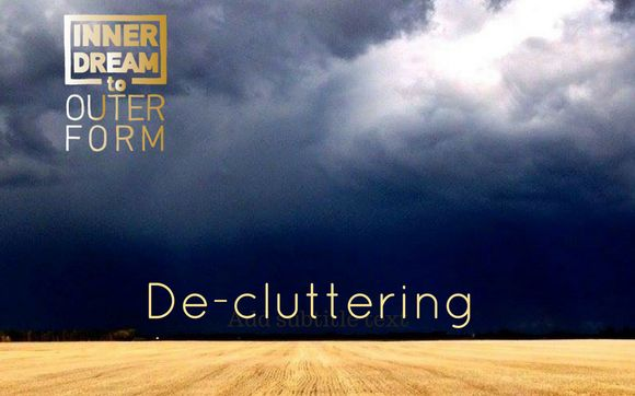 This Friday - Decluttering Fun!
