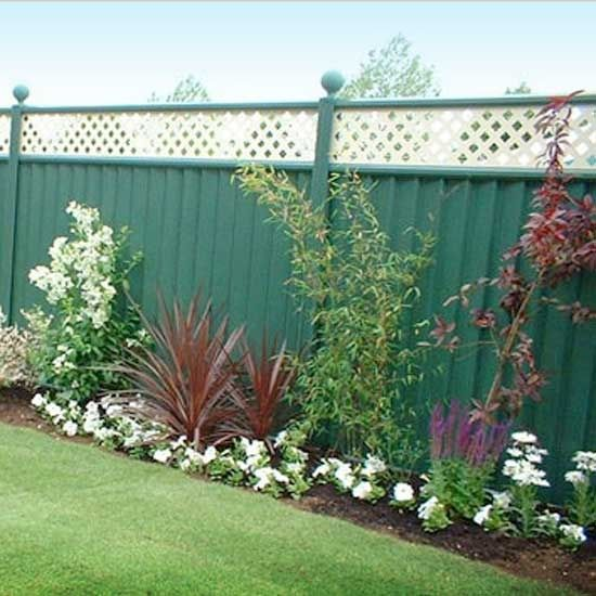 Exceptional Image Detail For  Picket Fences Different Types Of Fences Iron Gates Deer Fencing  Fence .
