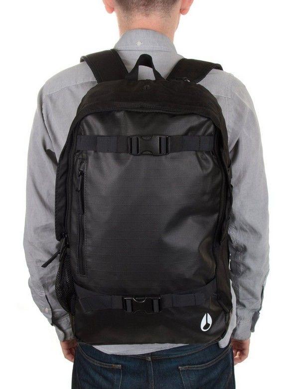 nixon smith skateboarder backpacks