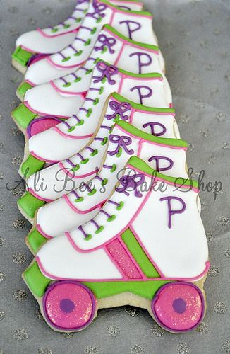Google Image Result for http://theartofthecookie.com/wp-content/uploads/2011/05/Roller-Skate-Cookies.jpg