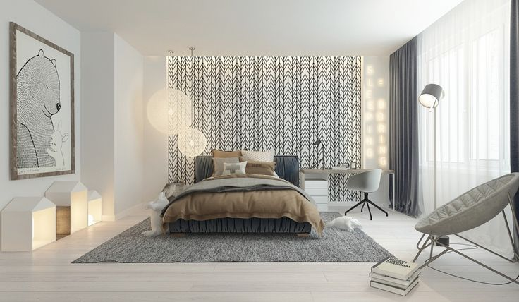 Childrens Bedrooms With Sophisticated Themes