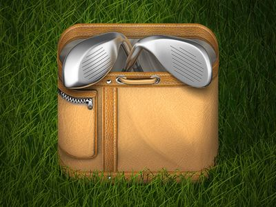 Golf Spain HD Icon  by Konstantin Datz