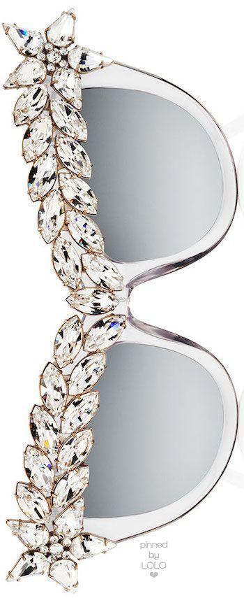 Anna-Karin Karlsson Decadence Mirrored Cat-Eye Sunglasses   LOLO❤︎