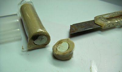 El rincón de un aprendiz: Restaurar un marco con pan de oro