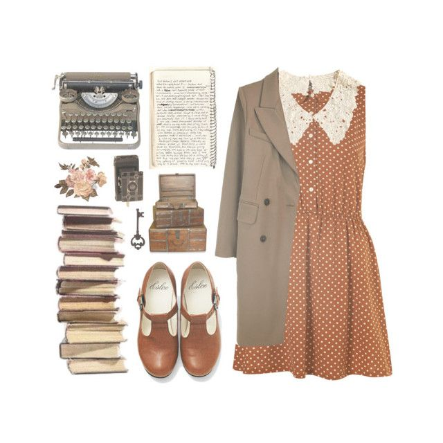 Nineteen Thirties by sierrabrett44 on Polyvore featuring mode, Carven, Pier 1 Imports and vintage