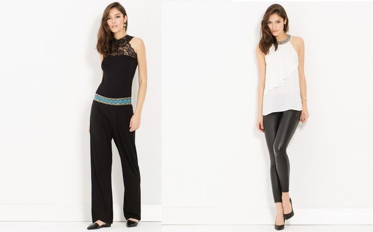 Yamamay 2017 catalogo abiti e leggings