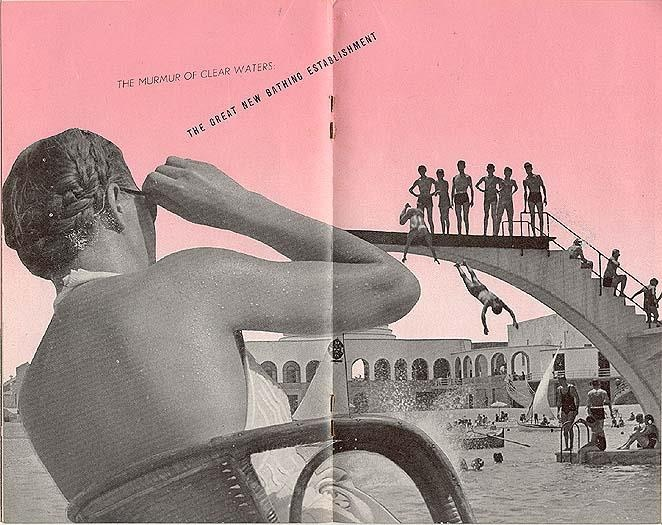 Retro brochure design for your next holiday in Rhodes island, Greece. Amazing!