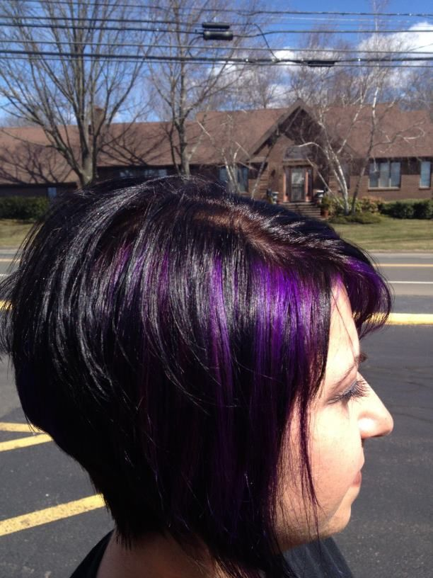 By Gene Allens Hair St. Awesome highlights using a combination of colors from Pravana.  @BLOOM.COM