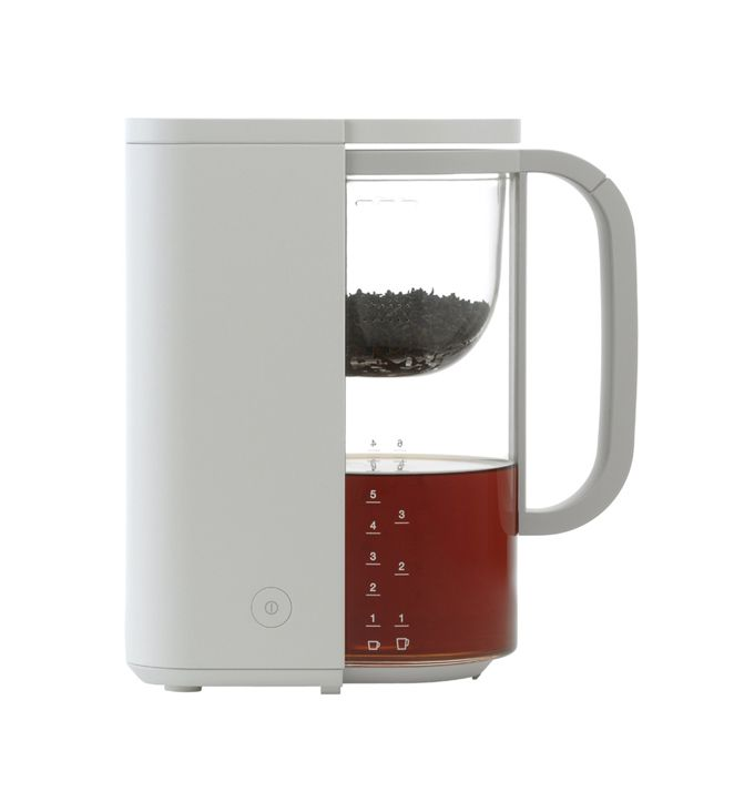 Coffee + Tea Maker by Naoto Fukasawa