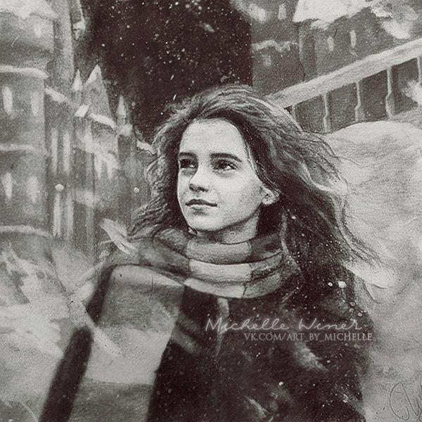 Hermione Granger by Michelle-Winer on DeviantArt