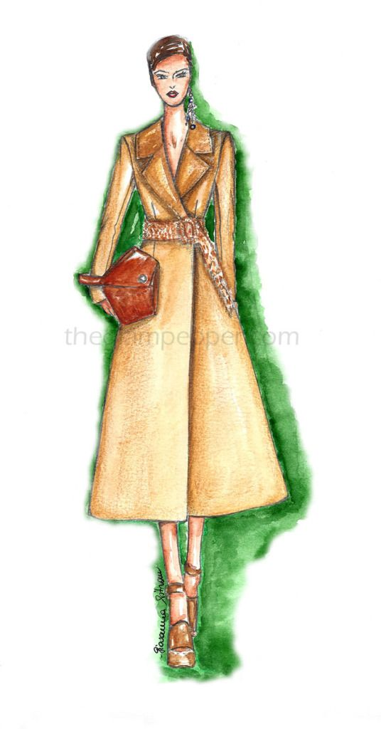 Fashion| Tendenze moda autunno-inverno 2014/15: Cappotto cammello | http://www.theglampepper.com/2014/12/01/fashion-tendenze-moda-autunno-inverno-201415-cappotto-cammello/