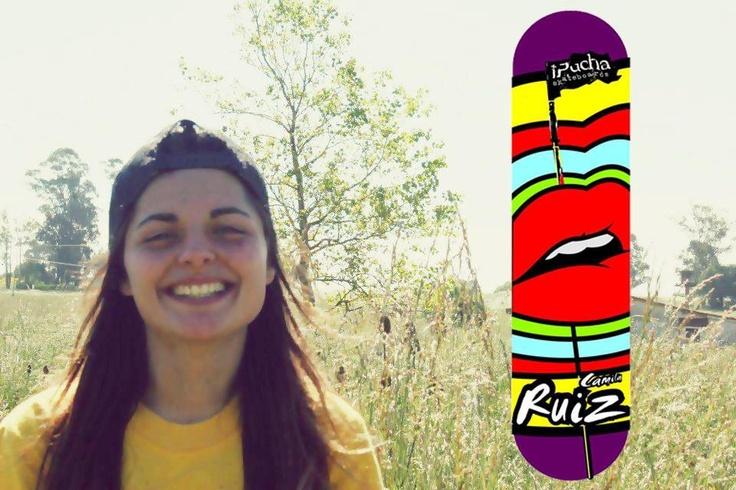 Camila Ruiz Own Model  From iPucha