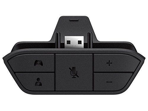 Plug your favorite compatible headset into the Xbox One Stereo Headset Adapter and hear the action just the way you like it. Easily adjust chat audio without taking your hands off the controller. Add ...