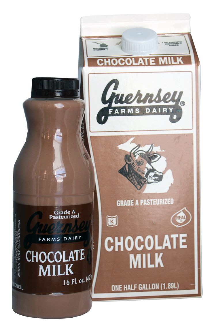 Did you know that Guernsey Farms Dairy chocolate milk is ranked ...