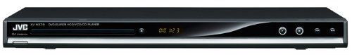 JVC XVN370B Progressive Scan DVD Player (bestseller)