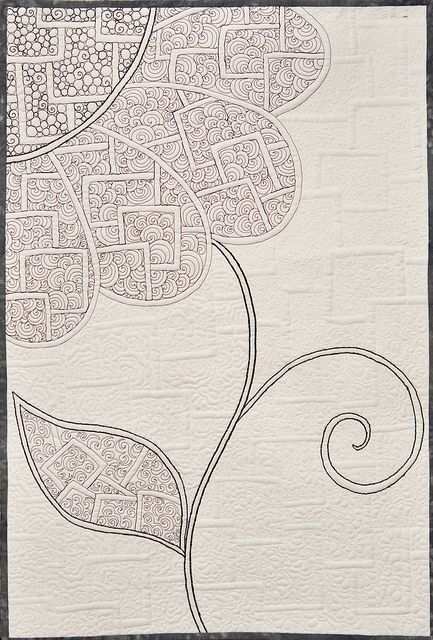Flower Zentangles | flower zentangle