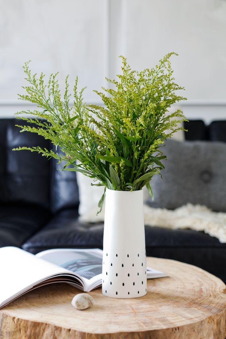 Monochrome Vases