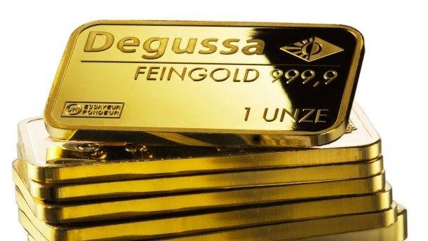 Gold: Degussa kauft Scheideanstalt