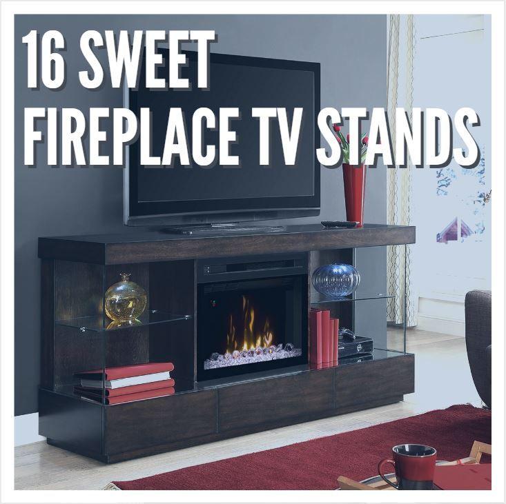 Unique Best Electric Fireplace Media Consoles