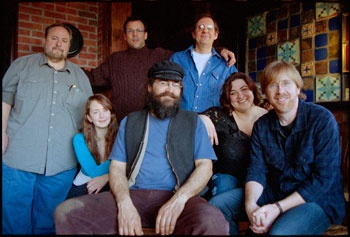 Chill on the beach with Trey Anastasio Band