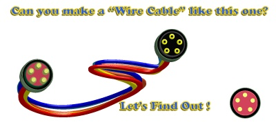Illustrator and Flash Wire Cable