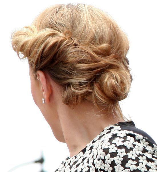 10 Buns For Those With Short Hair