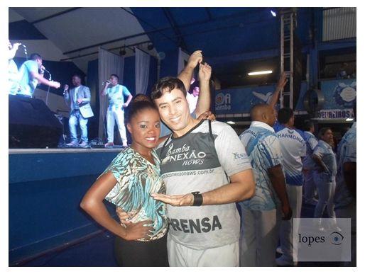 REVISTA SAMBA CONEXÃO NEWS - Curta nossa página: www.facebook.com/conexaosambar/?hc_ref=PAGES_TIMELINE&fref=nf23/09/2016Chave única: Eliminatória de sambas-enredo Portela 2017Do meu lado a gata e porta-bandeira Osanna Baptista — em  Portela.