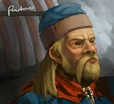 """Harald """"Blåtand"""" Gormsson was a king of Denmark and Norway. Wikipedia Born: 911 AD, Jelling, Denmark Died: November 1, 987 AD, Jomsborg Buried: Roskilde Cathedral, Roskilde, Denmark Children: Sweyn Forkbeard, Tyra of Denmark, Gunhilde, Haakon Parents: Gorm the Old, Thyra Spouses: Gyrid of Sweden (m), Tove of the Obotrites (m)"""