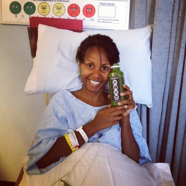 Recovering from Myomectomy the Holistic Wellness Way