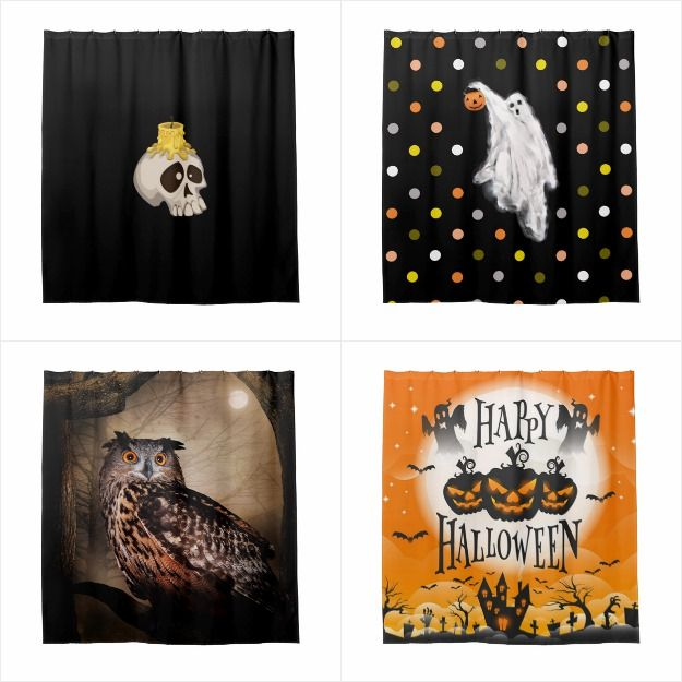 Best 25 Halloween Shower Curtain Ideas On Pinterest Halloween Bathroom Decorations Cheap