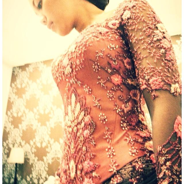 Kebaya Indonesian Traditional blouse