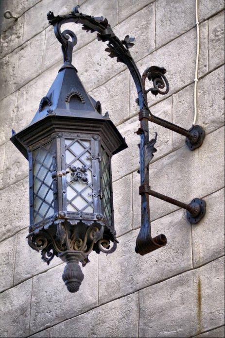 старинные уличные фонари фото - Поиск в Google
