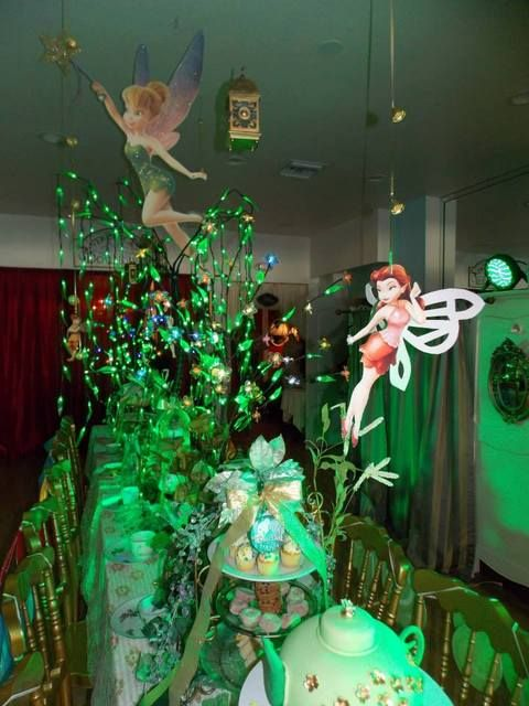 Tinkerbell Birthday Party Ideas | Photo 7 of 12 | Catch My Party