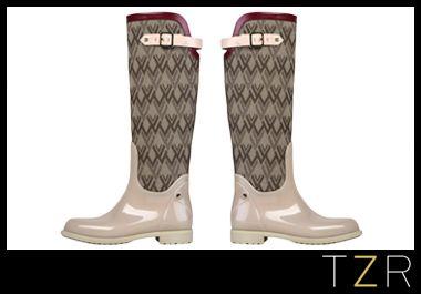 Make It Rain  Valentino Rain Boots