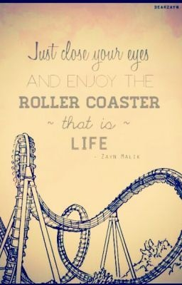 Roller Coaster that is Life (A One Direction Fan Fiction) - Part 1 ~ Better Never Than Late. - The1DBlondie