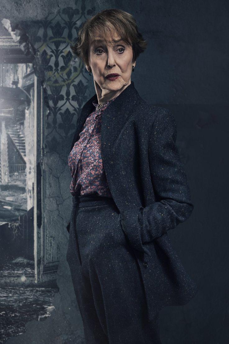 Mrs Hudson - New Season 4 Promo still