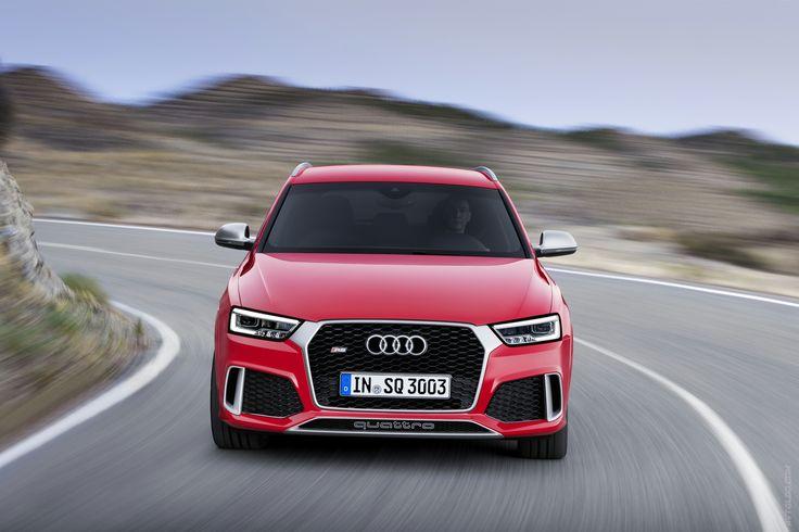 2015 Audi RS Q3  #Audi_Q3 #German_brands #2015MY #Audi #Audi_RS_Q3 #Serial #Segment_J