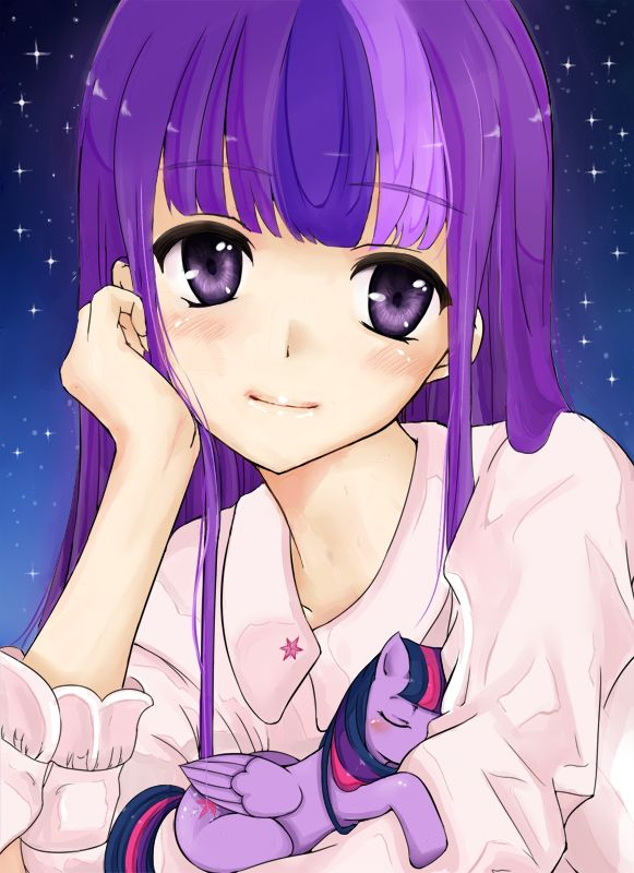 Twilight's bed time - Remaster by d-tomoyo.deviantart.com on @DeviantArt