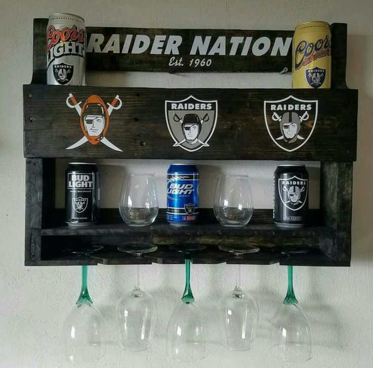 Oakland Raiders Man Cave Ideas : Best images about oakland raiders on pinterest
