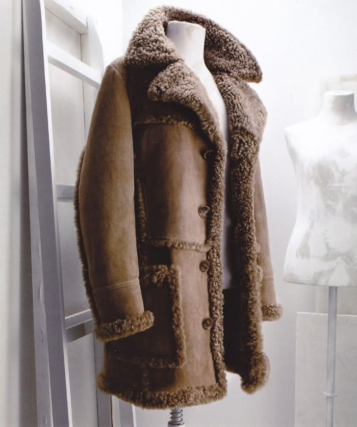 Russian Shearling Coats