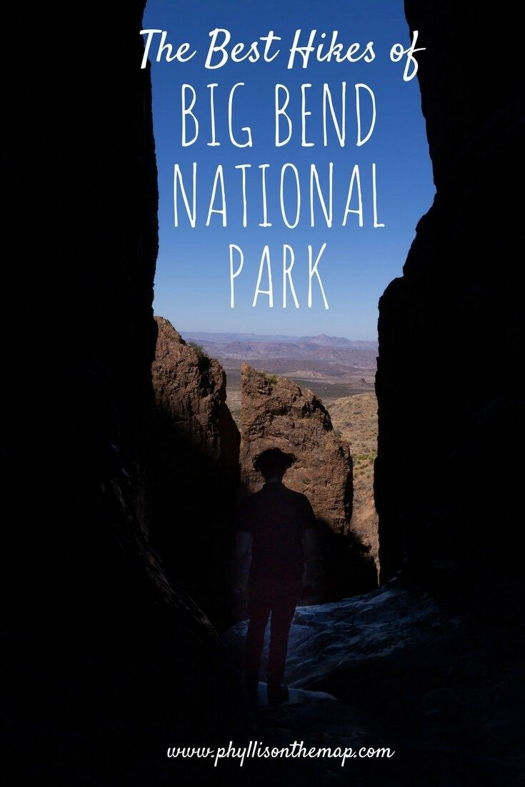 5 Hikes You Have to Complete in Big Bend National Park
