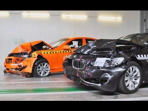 Безопасность прежде всего: 8 авто, которые стали лучшими на краш-тесте.
