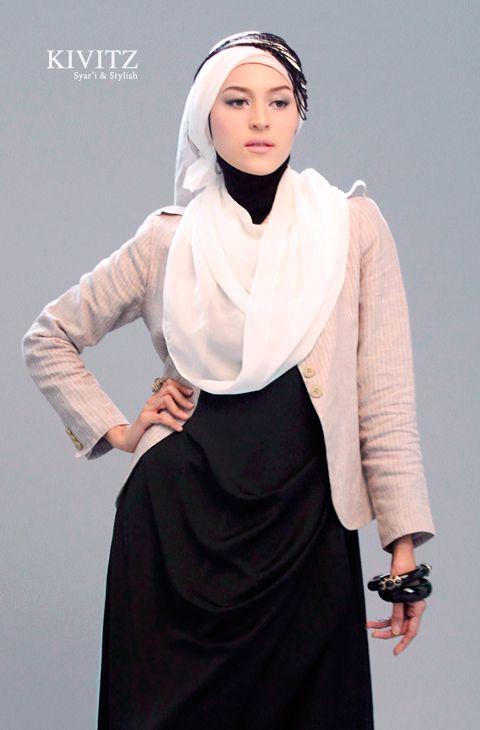 KIVITZ #hijab #hijabfashion