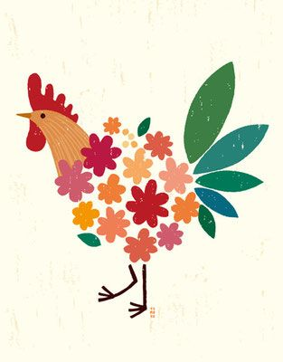 gallina bouquet