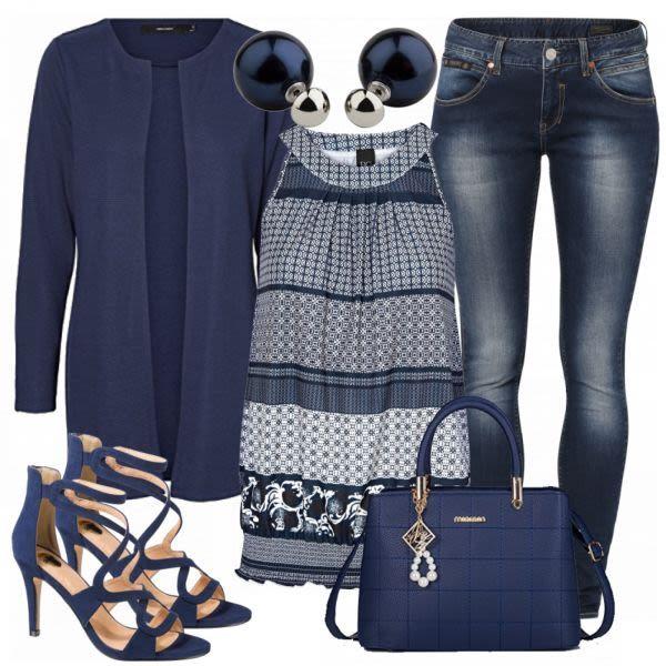 premium selection baed4 ae0a3 basak Damen Outfit - Komplettes Freizeit Outfit günstig ...