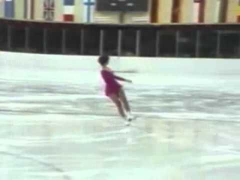 "Dorothy Hamill 1976 Olympics Long Program, the skate of a lifetime to music from ""Captain Blood."""